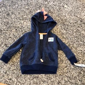 NWT monster jacket 9 month super cute